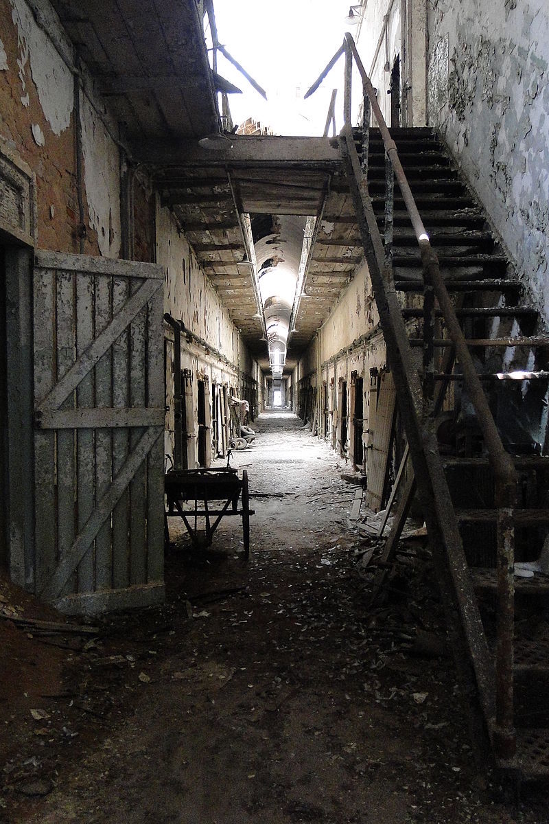 Eastern State Penitentiary - Paranormal Papers