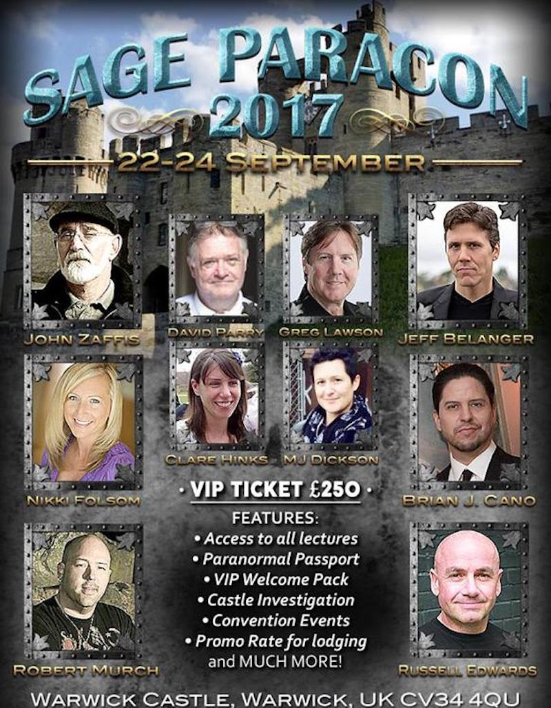 The Sage Paracon speaker line-up