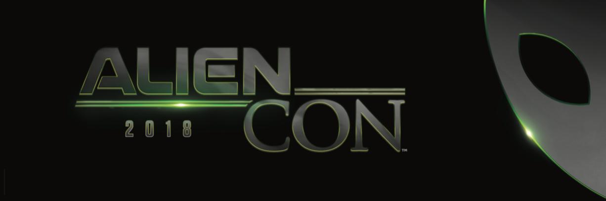 AlienCon 2018 logo