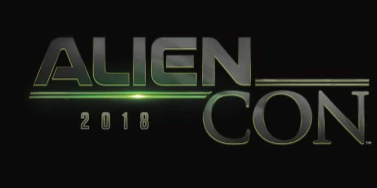 AlienCon 2018 tickets on sale now!