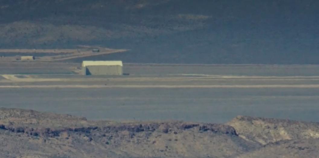Area 51 building