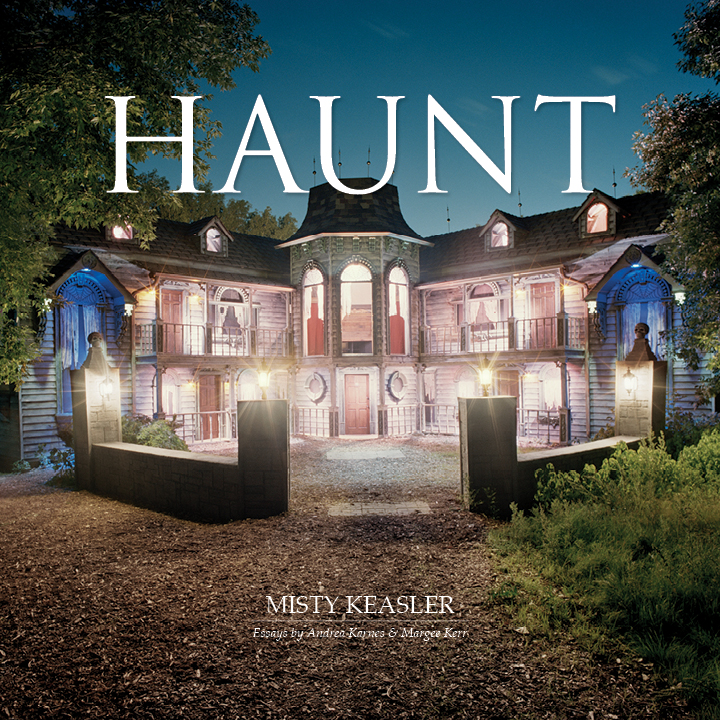 Haunt is a new book from artist Misty Keasler