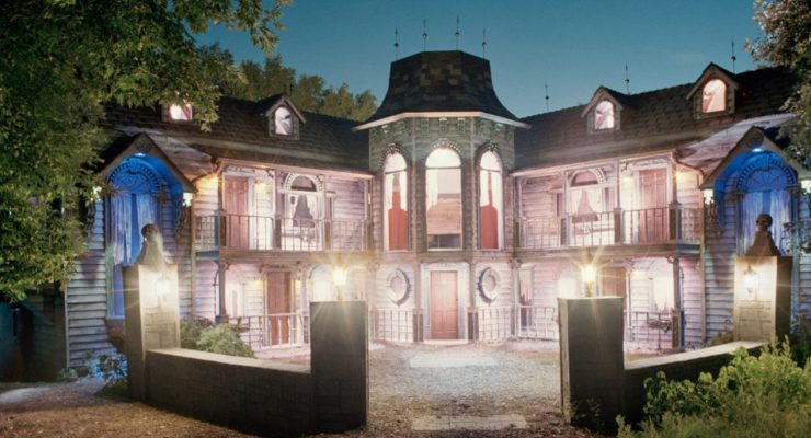 Check out these creepy photos of America's most haunted places taken by Dallas artist