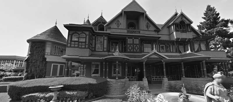 14 Haunting Facts About the Winchester Mystery House