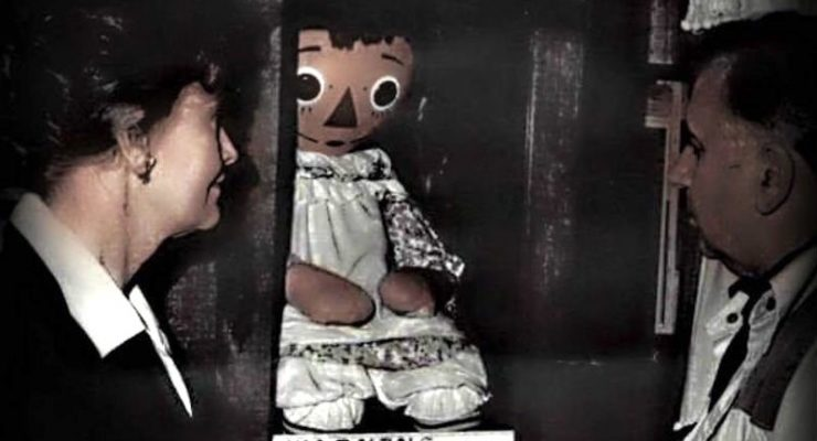 The real Annabelle doll is going to be investigated on TV for first time ever, by Zak Bagans
