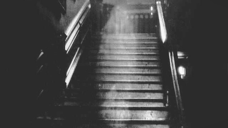 The Brown Lady of Raynham Hall photo