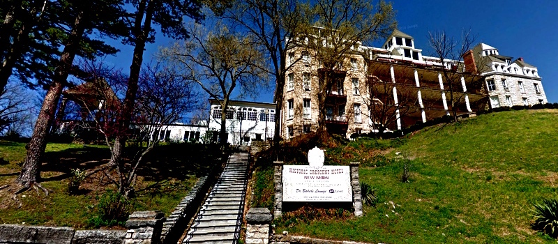 The Crescent Hotel & Spa in Arkansas