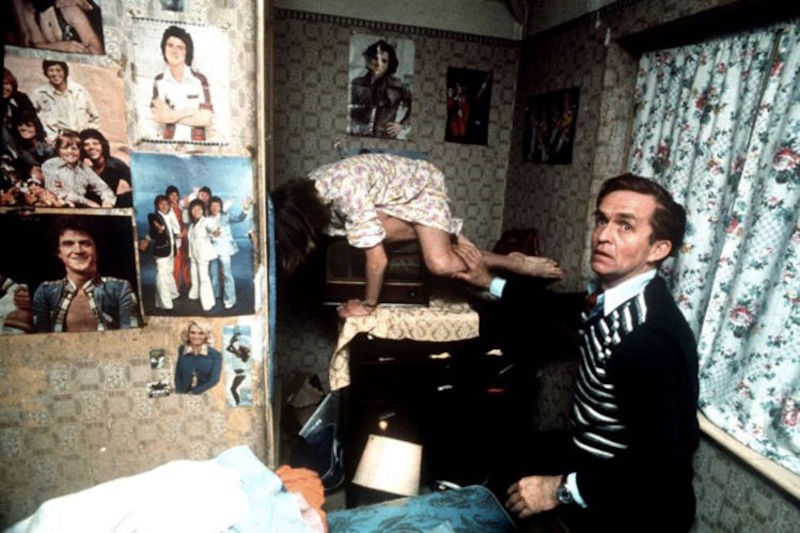 Inside the 'Enfield Poltergeist' house