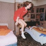 Photo from investigations into the Enfield Poltergeist