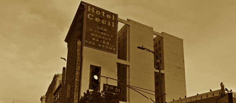 Cecil Hotel Haunted Rooms