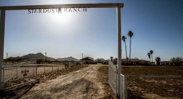 $5 million will buy you extraterrestrial hotspot with alien invaders Stardust Ranch
