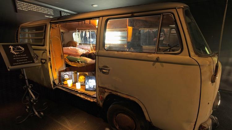 Jack Kervokian's van