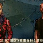 Nick Groff and amy Adams USS Hornet