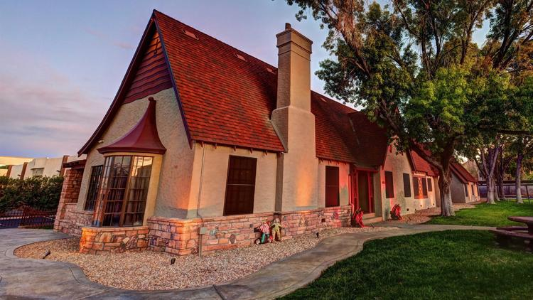 The Haunted Museum created by Ghost Adventures star Zak Bagans