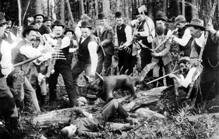 Eugene Shepard's 1893 hoax