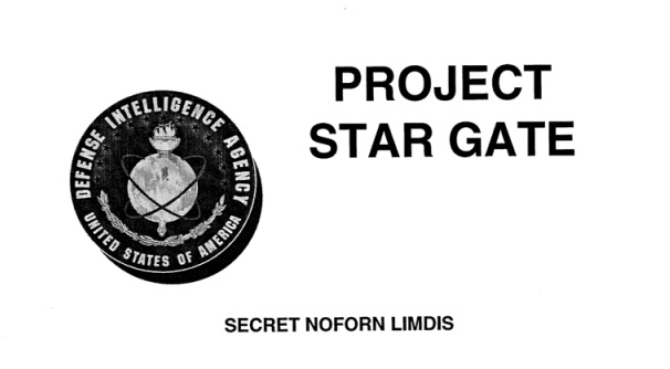 Project Star Gate file