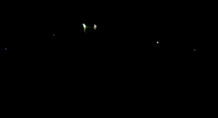 Video: Report of UFO over Columbus, North Carolina