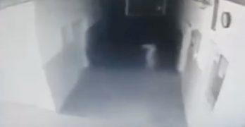 Watch: Ghost caught on surveillance camera in Trstenik, Serbia