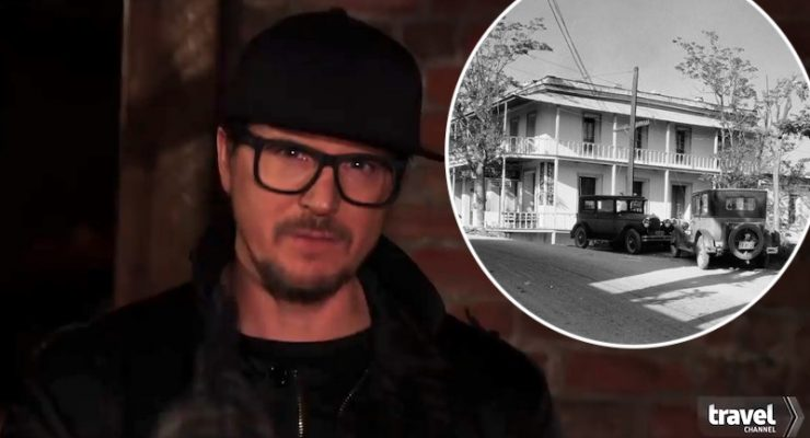 Hotel Leger episode of Ghost Adventures to investigate saloon's creepy goings on