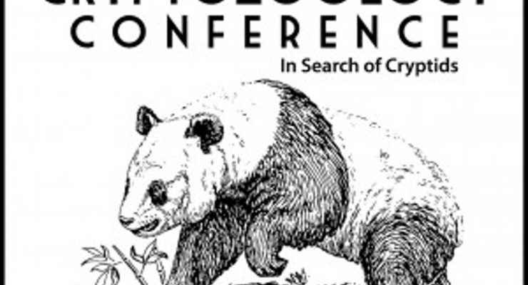 International Cryptozoology Conference: September 1-2, 2018