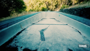 The pool where the teens were held captive and the legend of babies being drowned started at St. Anne's Retreat, Credit: Travel Channel