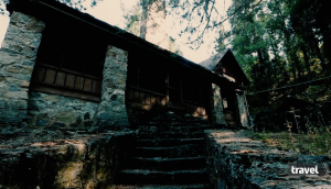 One of the cabins at St. Anne's Retreat, Credit: Travel Channel